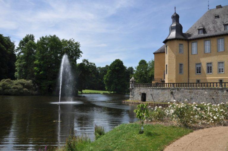 Euregionale tuinreis - Mooiste tuinen van Europa