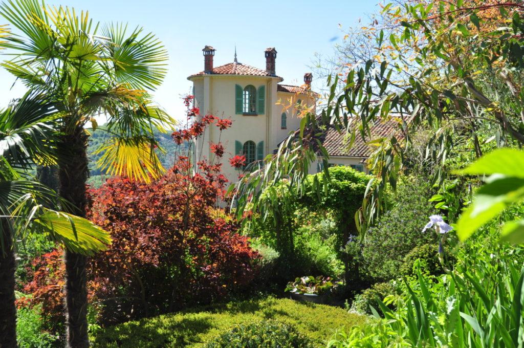 Jardin de la Villa Fort France