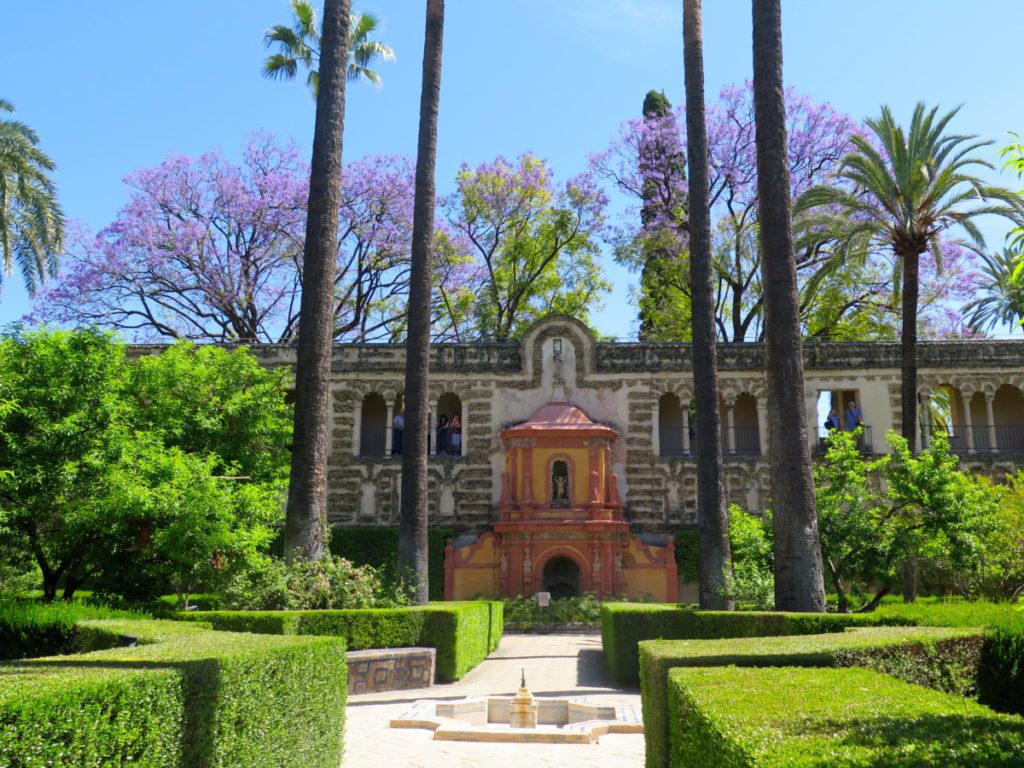 Jardines de Real Alcazar