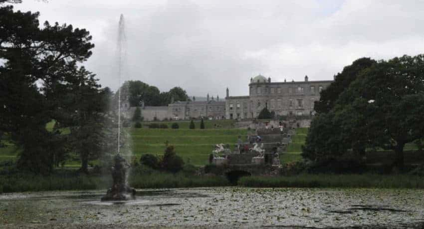 Powerscourt Garden