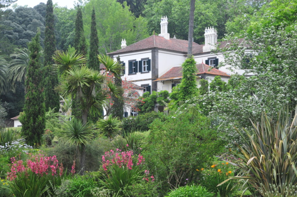 Quinto do Palheiro Blandy Gardens