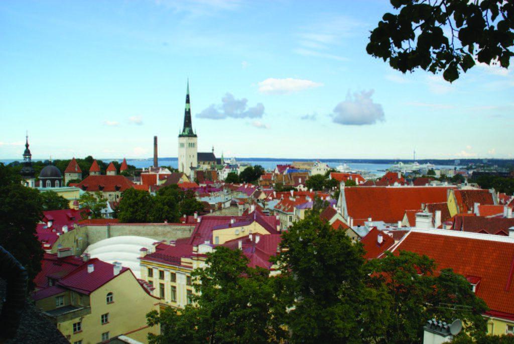 Tuincruise naar de Baltische Zee