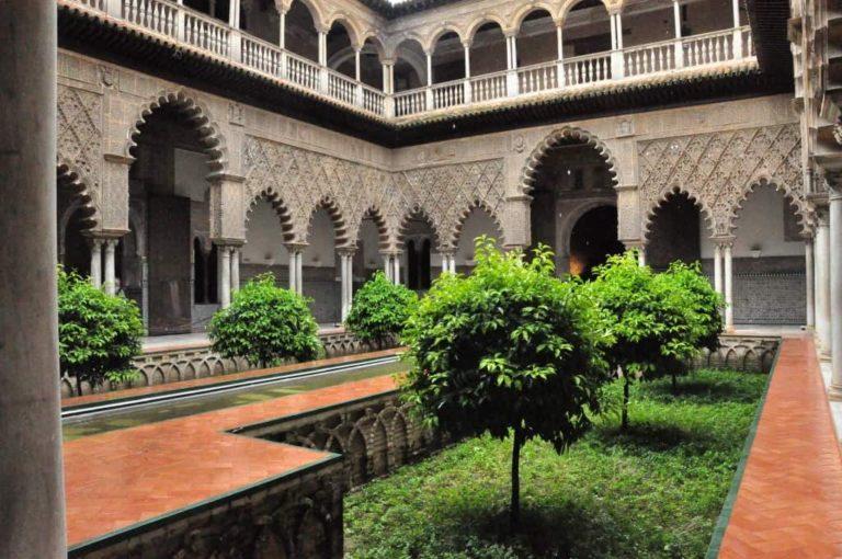 Tuinreis naar Andalusië
