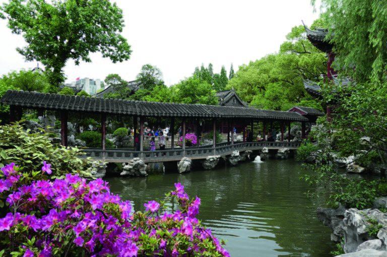 Tuinreis naar China