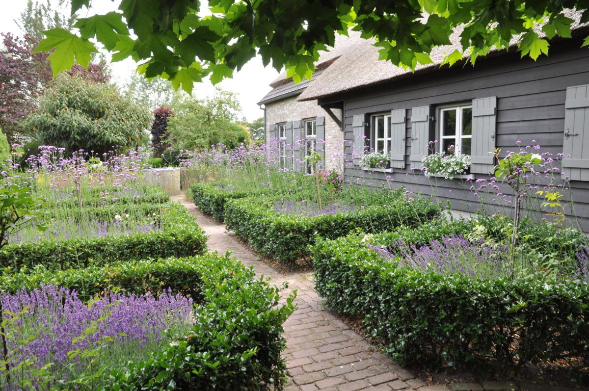 Tuinreis naar Nederland