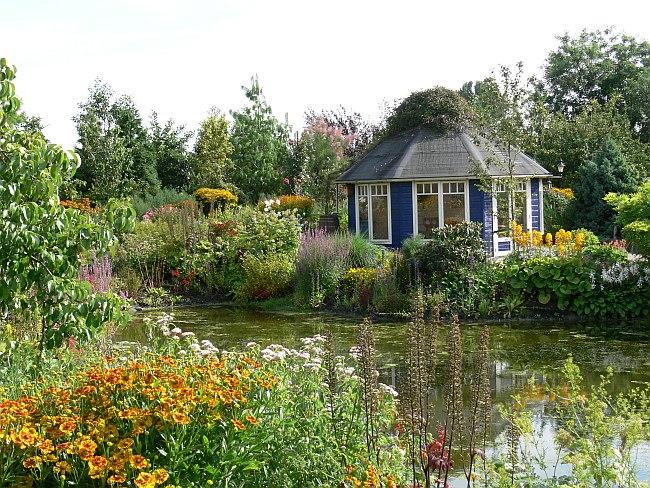 Tuinreis naar Noord-Holland