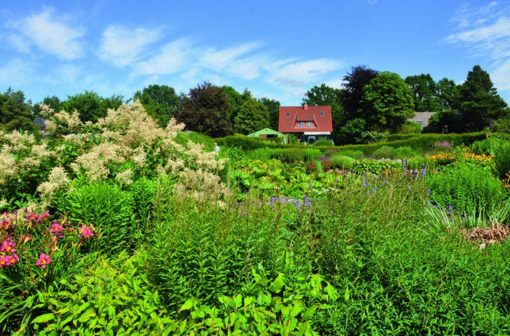 Tuinreis naar Sleeswijk-Holstein