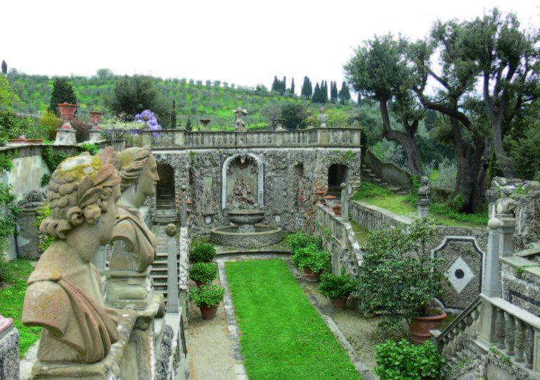 Tuinreis naar Toscane